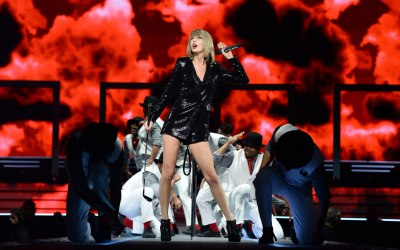 Taylor Swift Tour Photography