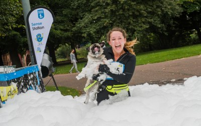 Guide Dogs Use Your Senses 5K