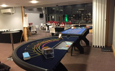 Fun casino hire in Birmingham
