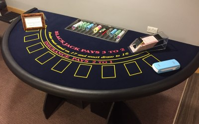 Blackjack hire in Gloucester