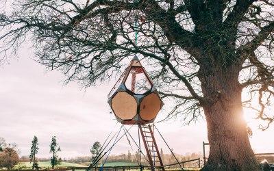 The Chrysalis - Mobile Treehouse
