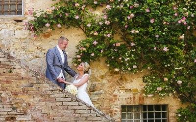 Siena, Italy Wedding