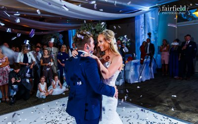 First dance at The Mere