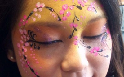 Amazing Face painting by Faces For Fun 1