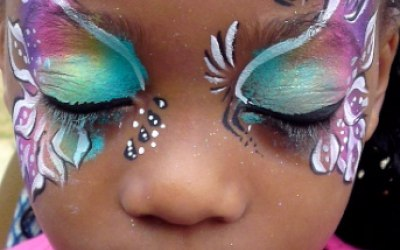 Amazing Face painting by Faces For Fun 4