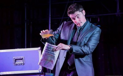 Thomas Anthony - Magician 4