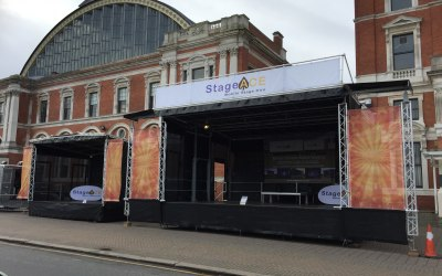 Our Mobile Stage Comapany StageACE