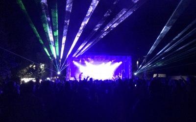 Total production for Festivals