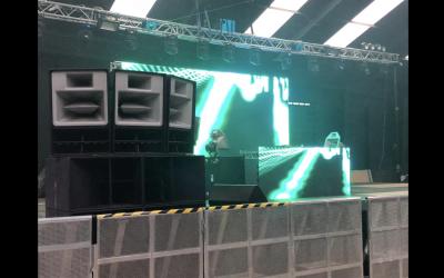 Dance Music Event, Sound, Lighting, LED Screen and DJ Equipment