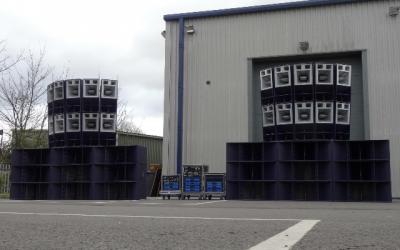 Outside GDS HQ, Concert System