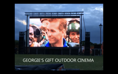 LED Screen for Outdoor Cinema