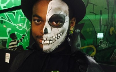 Corporate Halloween Face Painters