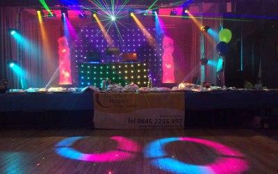 Large Disco Show