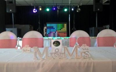 Wedding Reception 2016
