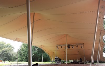 Stretch Tent Horizons 9