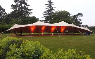 Stretch Tent Horizons 4