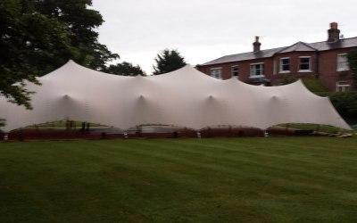 Stretch Tent Horizons 3
