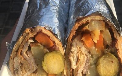 Gourmet Yorkshire Wraps  6