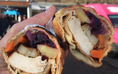 Gourmet Yorkshire Wraps  4