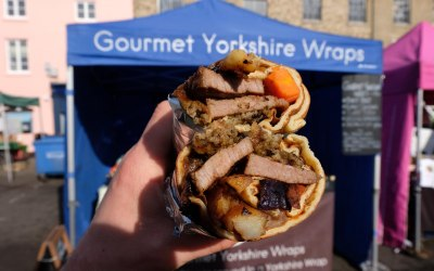 Gourmet Yorkshire Wraps  2