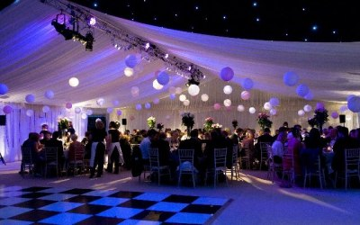 Marquee Hire in Northamptonshire: Perry's Tent & Events