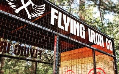 Flying Iron Axe Throwing Co. 7