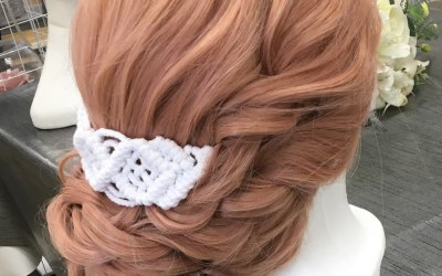 Bridal Hair By Catherine 1