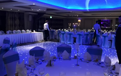 Venue Dressing & Floor Hire