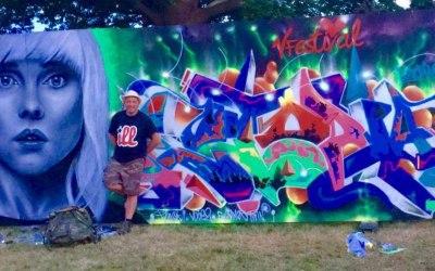 Graffiti Artists 2 Hire  1