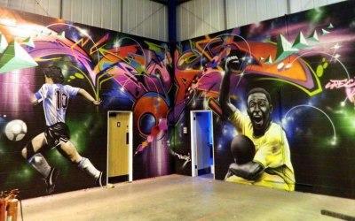 Graffiti Artists 2 Hire  2