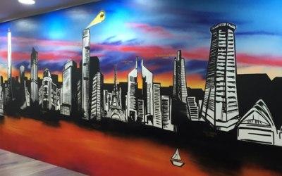 Graffiti Artists 2 Hire  6