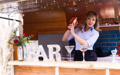 Friendly and experienced bar staff