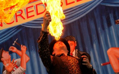 Fire Eating and Sideshows