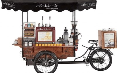 The Coffee Bike