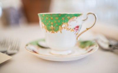 Afternoon tea hire