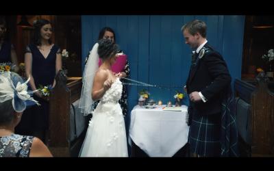 Edinburgh Wedding Videos 2