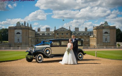 Wedding at Woburn Abbey