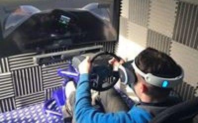 3E drive simulator 3