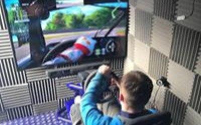 3E drive simulator 2
