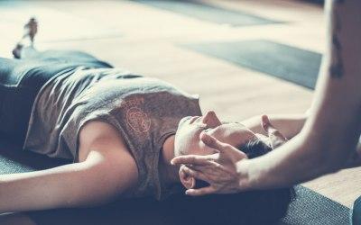 Yoga Event Photography