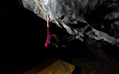 Shot on assignment for Climax Climbing Magazine - Charlie Torrance