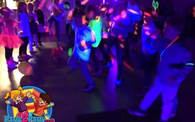 Neon GLOW Disco Parties
