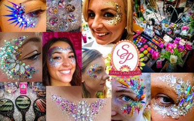 Saras Parlour Face Painting & Glitter Tattoos 8