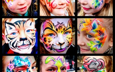 Saras Parlour Face Painting & Glitter Tattoos 3