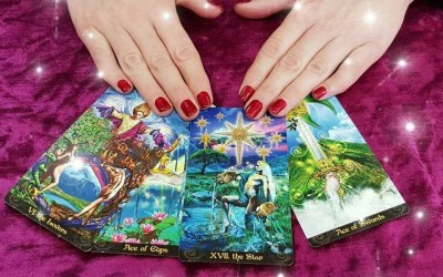 Just Ask Tarot  3