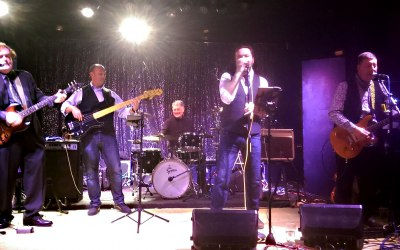 The Revival Band UK 5