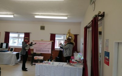 My Special Event Organising a Wedding and Events Fayre March 2020