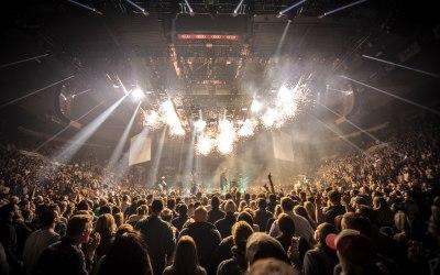 Mumford and Sons Delta Tour 2018 Photo Copyright STUFISH DESIGN