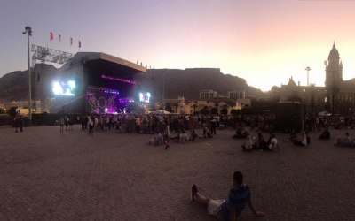 Outdoor Event - Cape Town