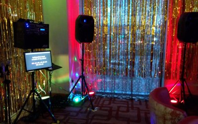 DIY karaoke equipment hire